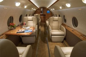 Charter a Gulfstream G200 Jet from JetOptions