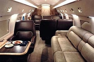 Charter a Gulfstream G300 Jet from JetOptions
