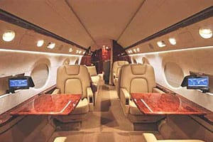 Charter a Gulfstream G450 Jet from JetOptions