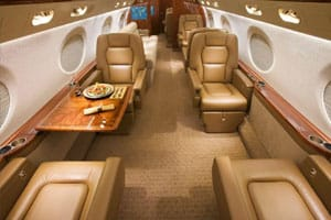 Charter a Gulfstream G550 Jet from JetOptions