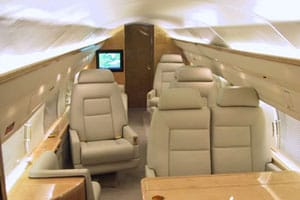 Charter a Gulfstream GIV-SP Jet from JetOptions