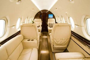 Charter a Hawker 850XP Jet from JetOptions