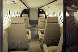 Charter a King Air 200 Jet from JetOptions