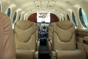 Charter a King Air 350 Jet from JetOptions