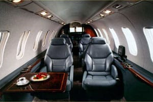 Charter a Learjet 45 Jet from JetOptions