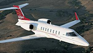 Charter a Learjet 45XR Jet from JetOptions