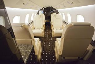 Charter a Learjet 60XR Jet from JetOptions
