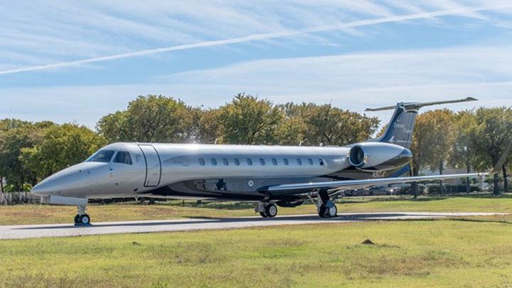 Legacy 650 Jet Exterior