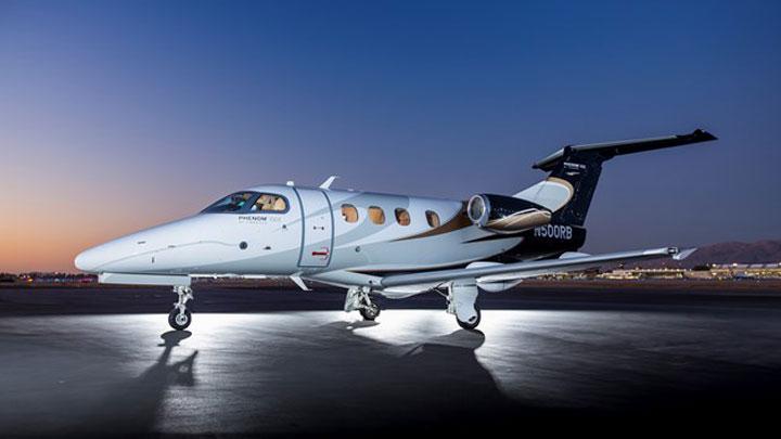 Phenom 100 Jet Exterior