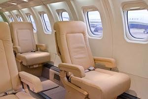 Charter a Saab 2000 Jet from JetOptions