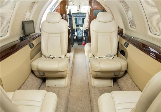 Charter a Citation CJ4 Jet from JetOptions