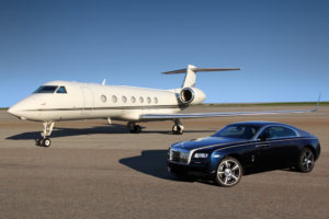 private jet for hire at JetOptions