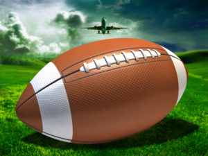 Rent a Jet for Sports Events