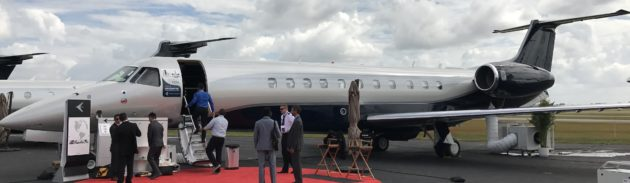 Embarere at NBAA 2016 static display