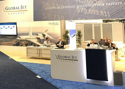 Global Jet Capital at NBAA 2016