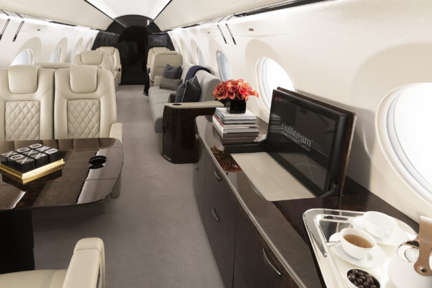 Europe Bizav Legacy 650e Unveiled All New G500 Interior