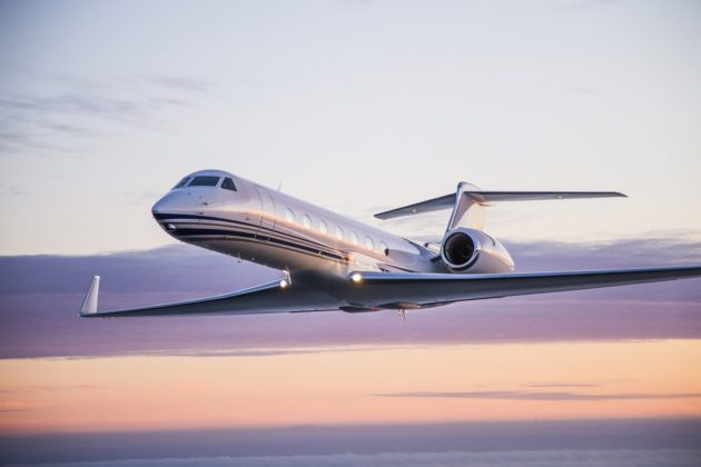 2 Gulfstream G550 ordered by Poland