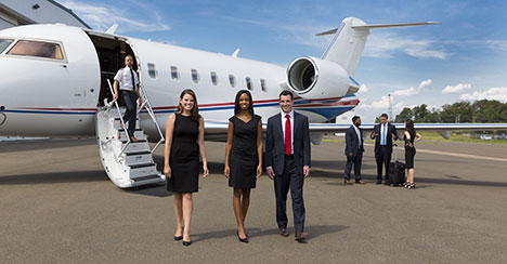 Millennials and business aviation