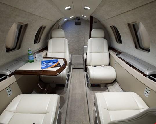 Charter a Citation M2 Jet from JetOptions