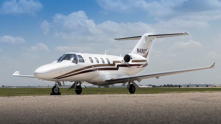 Citation M2 Jet Exterior