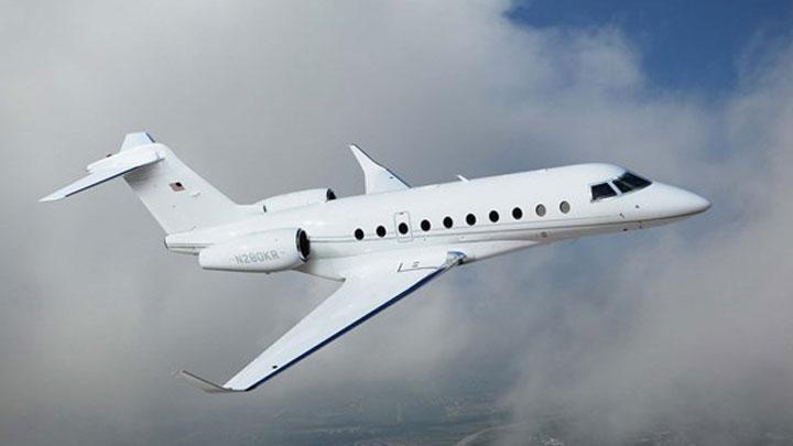 Gulfstream G280 Jet Exterior