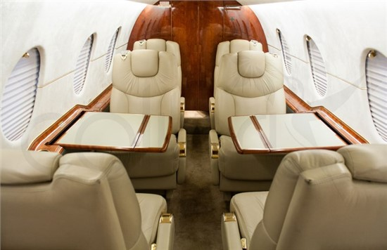 Charter a Beechjet 400A Jet from JetOptions