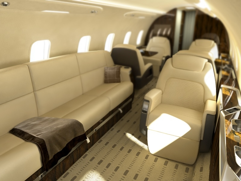Charter a Challenger 350 Jet from JetOptions