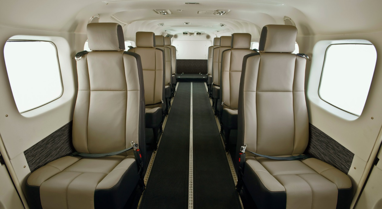 Charter a C208 Grand Caravan Jet from JetOptions