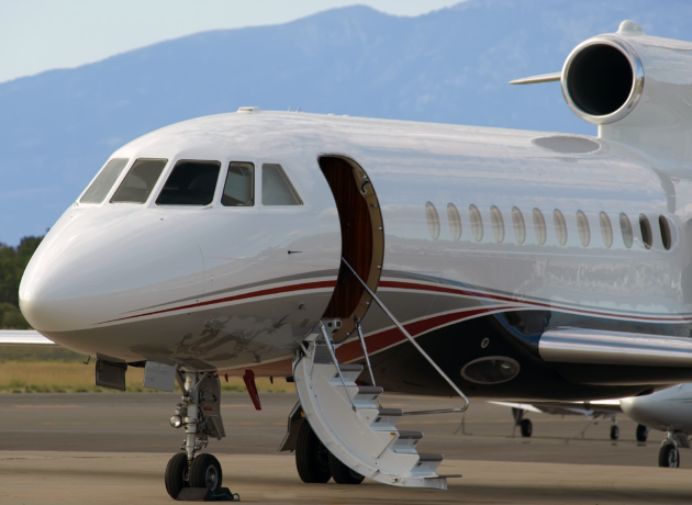 International Private Jet Airports