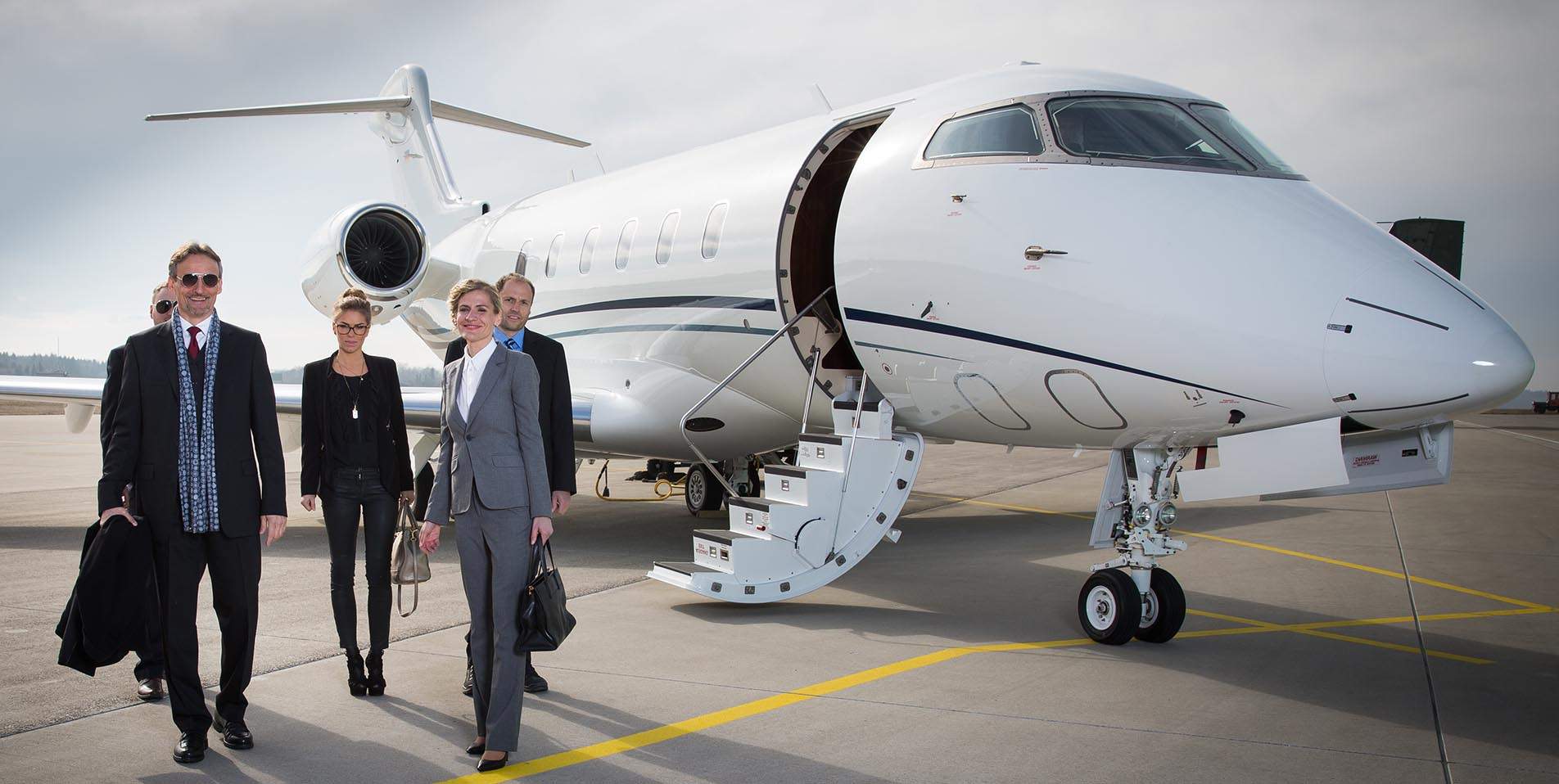 Renting a Private Jet