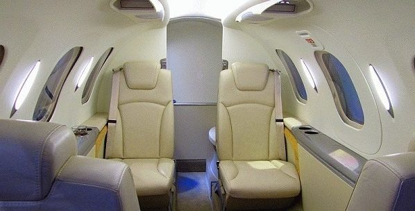 Charter a HondaJet HA-420 Jet from JetOptions