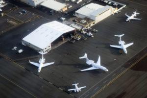 Private jet charter Honolulu Daniel K Inouye JetOptions