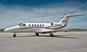 Charter Cessna Citation CJ2+ exterior