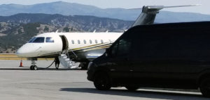 Private jet charter Aspen Colorado