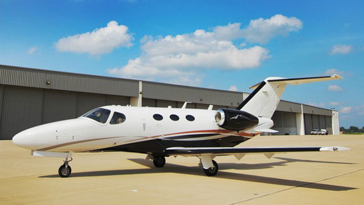 Citation Mustang Jet Exterior