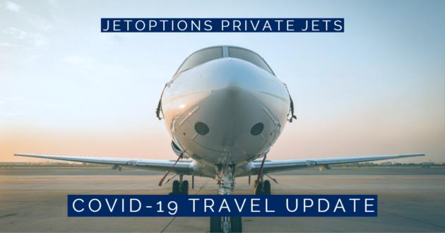 Coronavirus Private Jet Charter