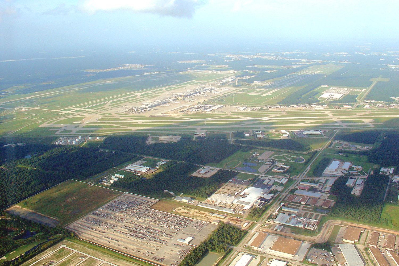Austin-Bergstrom Executive Airport